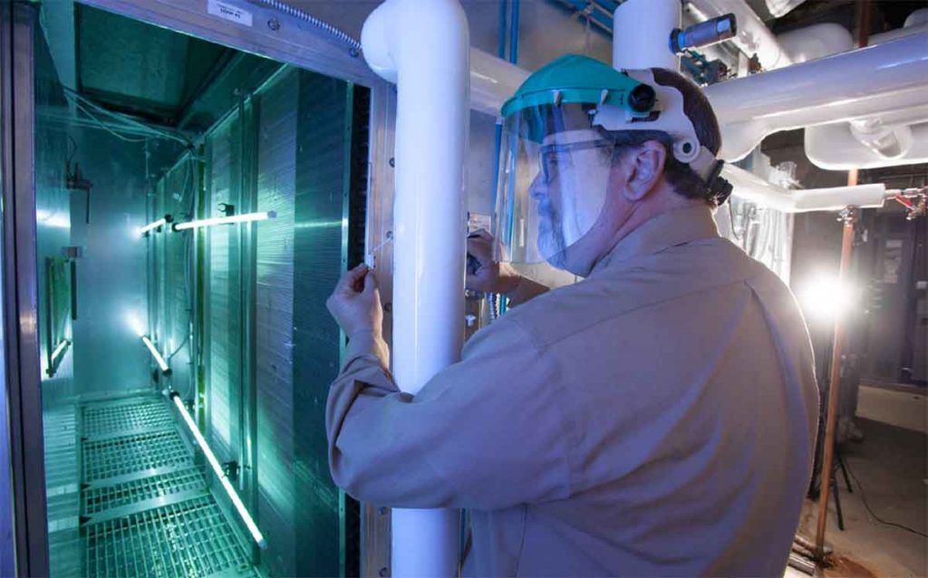 UV-C HVAC Coil Disinfection Solutions