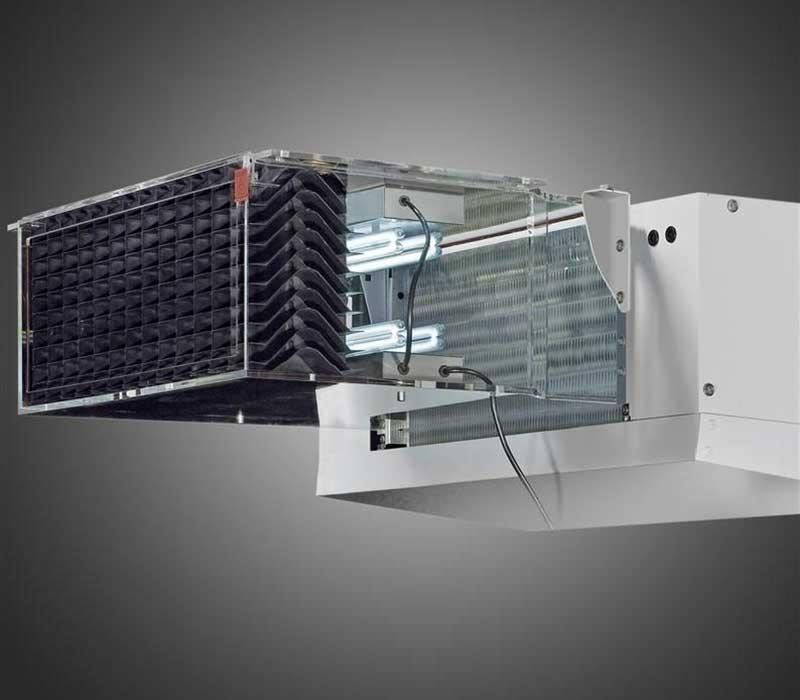 airstream v UV-C air disinfection unit