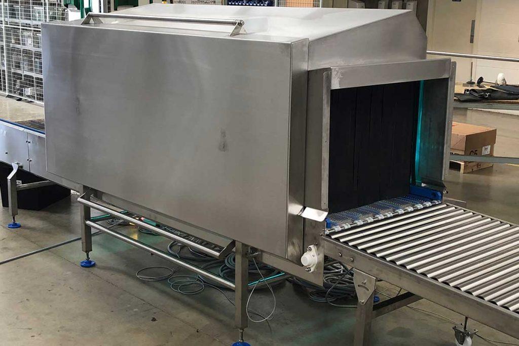UV-C Packaging decontamination